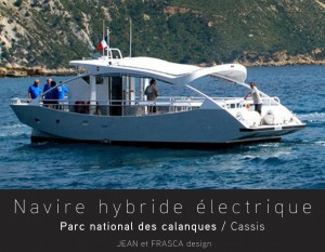 « Canaille »-Vedette hybride Cassis